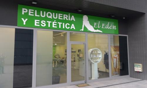 Fachada Estética y Peluquería Las Tablas Distrito Telefónica