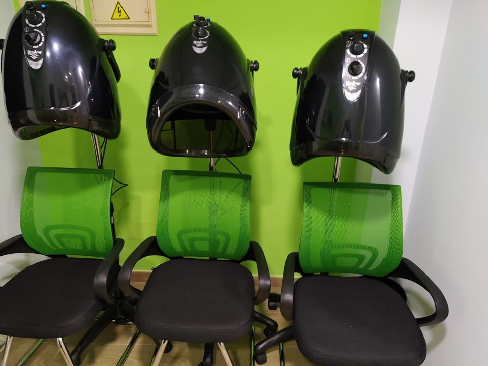 secadores peluqueria